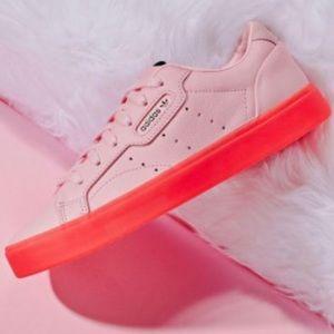 Adidas RARE sleek sneakers!